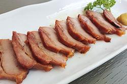 豚バラの炙り焼き