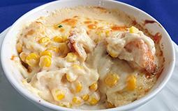 北海道産ハニーバンダムコーンのチーズ焼き